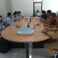 Bapemperda DPRD Tomohon Rapat Bersama Kanwil Kemenkumhan Sulut