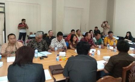 DPRD Tomohon Sambut Kunker DPRD Surakarta