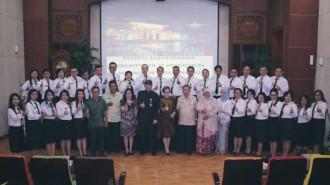 Diklat PIM IV Lakukan Studi Lapangan di Bandung