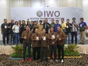 Foto Bersama di IWO