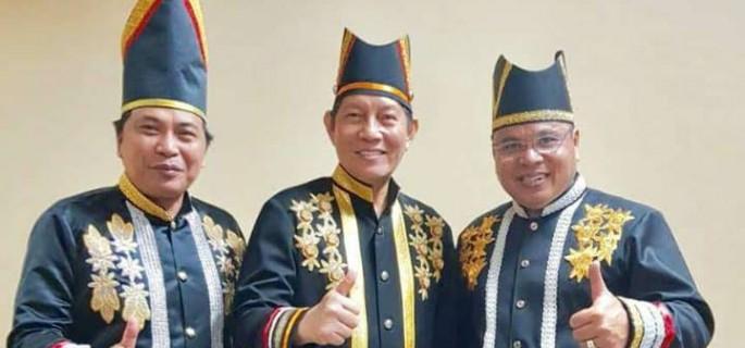 GSVL Puji Gubernur Sulut Olly Dondokambey Hebat