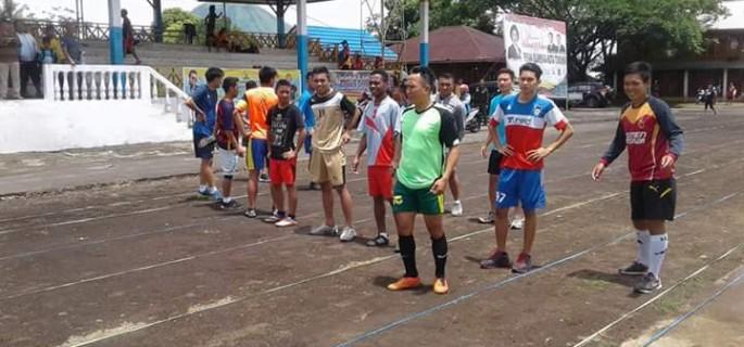 Hadapi Porprov Sulut, Atlit Tomohon Jalani Uji Fisik