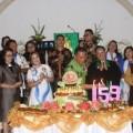 JFE dan SAS Bersyukur di Ultah GMIM Nafiri Pangolombian