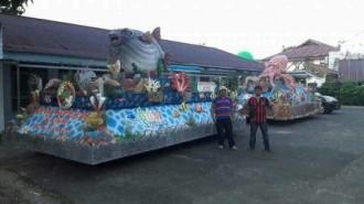 Jasa Dekorator Tomohon, Laris Manis di Manado Fiesta