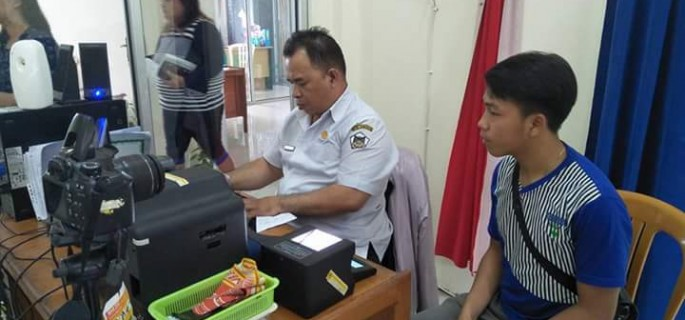 'JemputBola' Dokumen Kependudukan, Capai 23 Kelurahan