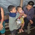 Klarifikasi Dinsos Tomohon Soal Keluarga Pungus-Tampilang