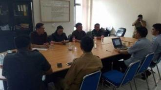 Komisi II DPRD Kota Tomohon Berkonsultasi Dengan Kanwil Kemenkumham Sulut