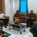 Komisi II DPRD Tomohon Kunker di Bitung, Terkait Penataan Kawasan Permukiman