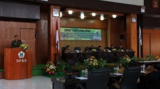 Pansus Perubahan RPJMD Tomohon, Rekomendasikan Dinas PMK di 'Delete'