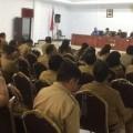 Pemkab Minahasa Rapat Bersama Tim BPK RI