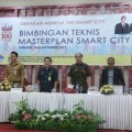 Pemkot Tomohon Gelar BimTek Masterplan Smart City