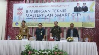 Pemkot Tomohon Gelar BimTek Masterplan Smart City