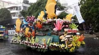 Pemkot Tomohon Ikut Berpartisipasi di Manado Fiesta 2017