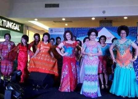 Singkil Jawara Fashion Show