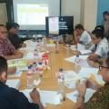 Tak Kenal Waktu, Pansus DPRD Tomohon Bahas Perubahan RPJMD 2016-2021