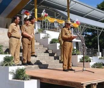 Walikota GSVL Berterima Kasih dan Ajak ASN Tangkal Penyebar Hoax