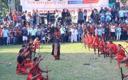 Walikota GSVL Kolaborasikan Manado Fiesta Dengan Festival Budaya Bantik