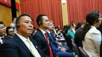 Walikota JFE Bersama Indonesian Delegation in China