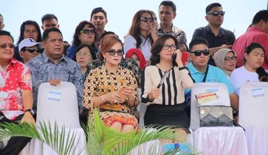 Wawali SAS Hadiri Opening Ceremony Manado Fiesta 2017