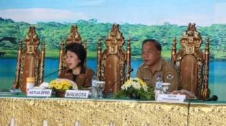 Wenur Paparkan Peran DPRD Tomohon Terkait Serapan Anggaran