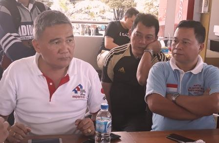 Dirut PD Pasar Manado Segera Lapor Balik Abdul Gani