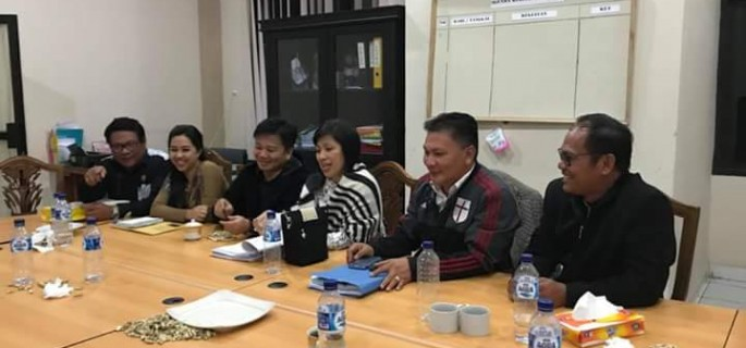 DPRD Tomohon Seriusi KUA PPAS APBD 2018
