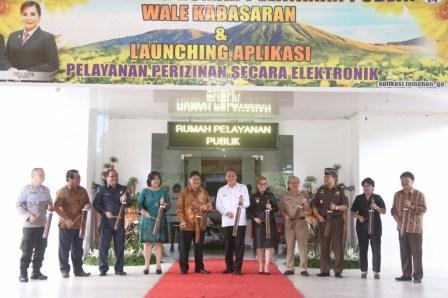 Grand Opening Wale Kabasaran