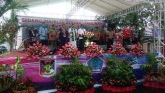 Gubernur Sulut Buka SMST GMIM ke-30 Tahun 2017