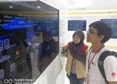 Huawei Mate Tiongkok