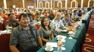 KPU Minahasa Ikut Bimtek Hibah Anggaran Pilkada