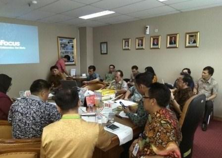 Komisi I DPRD Tomohon Konsultasi di Ditjen Dukcapil Kemendagri