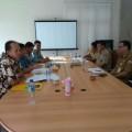 Komisi I DPRD Tomohon Sharring Bersama Disdukcapil