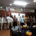Komisi III DPRD Tomohon Konsultasi di Kementrian ESDM dan DikBud
