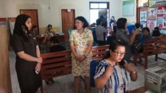 Komisi III DPRD Tomohon Pantau Kesiapan Akreditasi Puskesmas