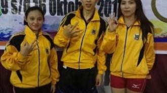 Kota Tomohon Juara Umum Tenis Meja PORProv IX Sulut