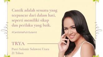 Putri Sulamit Sulawesi Utara