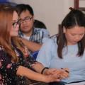 Terpilih Ketua Remaja Bukit Zaitun Walian Dua