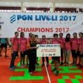 Tim Bolavoli Putri JWS Minahasa, Jawara Livoli Divisi I