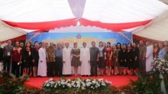 Wawali SAS Hadiri Pertemuan Berkala SMASMK Keuskupan Manado