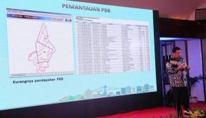 Pemerintah Kota (Pemkot) Manado satu-satunya kota/kabupaten diluar Pulau Jawa berhasil meraih penghargaan Bhumandala Award