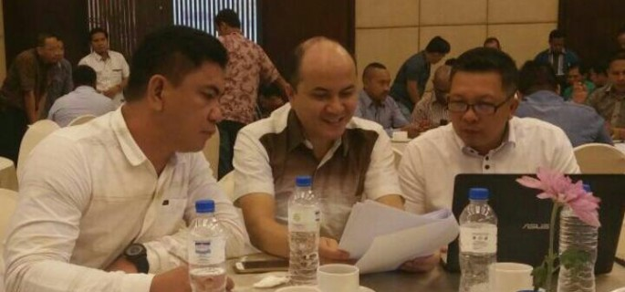 Bimtek Penataan Dapil, KPU RI Tata Sesuai Regulasi Bukan Titipan Parpol