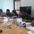 Komisi II DPRD Tomohon Tuntaskan Bahas Ranperda APBD 2018