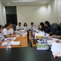 Komisi III DPRD Tomohon dan DLH Bahas APBD 2018