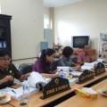 Komisi III Tuntas Bahas Ranperda APBD 2018