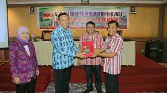 Mitra Kabupaten Pertama di Sulut Berinovasi Pelayanan Publik