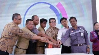 Solusi Terintegrasi E-House dari EcoStruxure Grid di PLTMG Nii Tanasa 50 MW