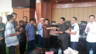 Pungus Sambut Kunjungan DPRD Tasikmalaya Jawa Barat