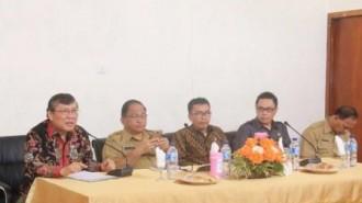 Reses, Pua dan Liow Dialog Bersama Pemkot Tomohon