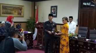 SAS Pimpin FKUB Tomohon Anjangsana di Lombok