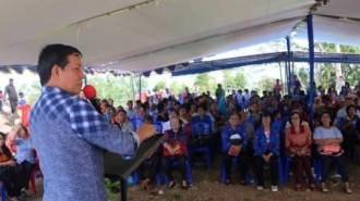 Walikota GSVL Bangkitkan Semangat 'Opa dan Oma' Cerdas